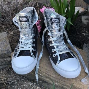 b7f6b93a1a8e Gotta Flurt 🖤 High Tops Sneaker